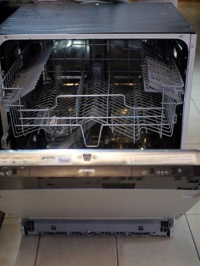 lave vaisselle integrable smeg occasion