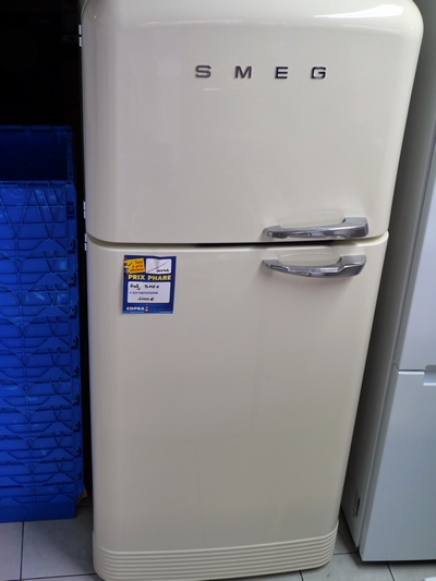 refrigerateur smeg occasion retro